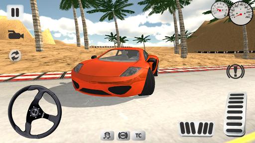 Sport Car Simulator screenshot 4