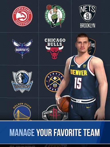 NBA Ball Stars: Play with your Favorite NBA Stars screenshot 9
