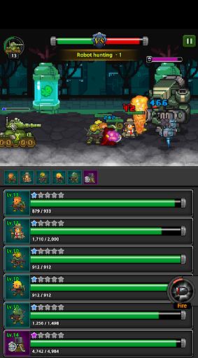 Grow Soldier - Idle Merge game 6 تصوير الشاشة
