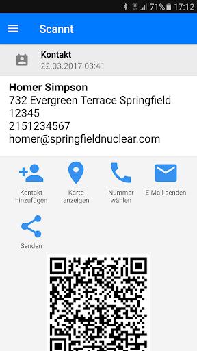 QR & Barcode Scanner screenshot 2