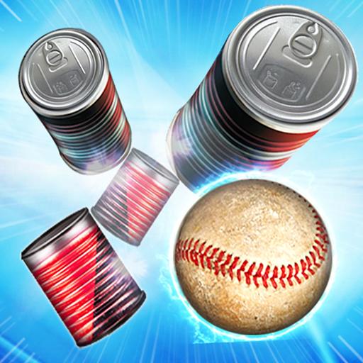 Tin thể đập bể - Hit & Knock Down bóng Shooter 3D icon