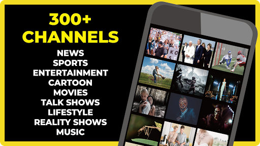 FREECABLE TV App: Free TV Shows, Free Movies, News screenshot 2