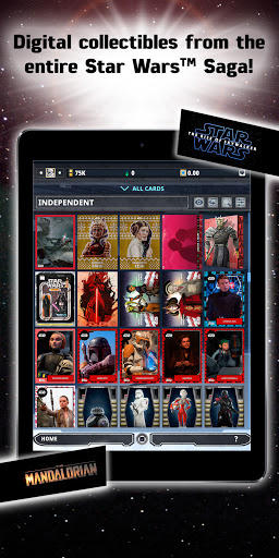 Star Wars™: Card Trader by Topps® 9 تصوير الشاشة