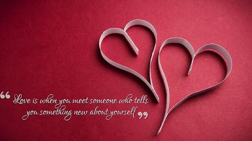 Love Quotes Pictures - Love Status screenshot 1