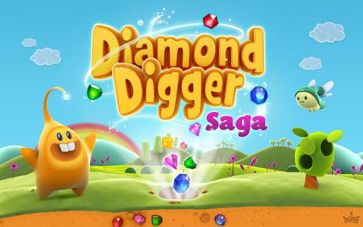 Diamond Digger Saga 10 تصوير الشاشة