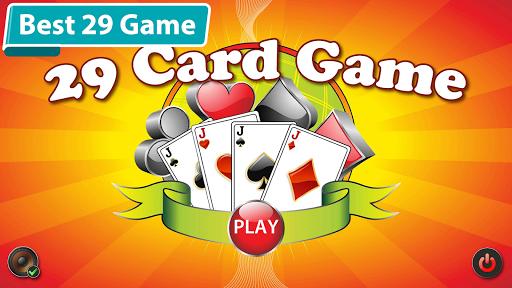 29 Card Game 1 تصوير الشاشة
