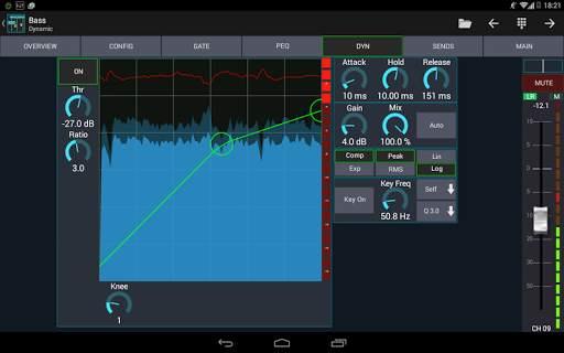 Mixing Station XM32 screenshot 17