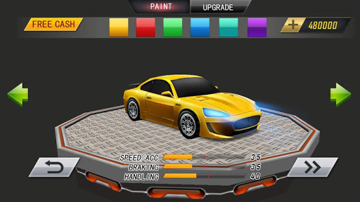 Mini Crazy Traffic Highway Race screenshot 7