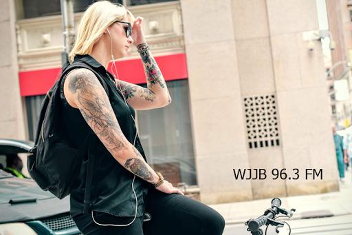 96.3 FM Big Jab WJJB Radio Station 4 تصوير الشاشة