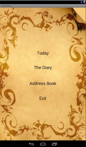 Secret Diary screenshot 7