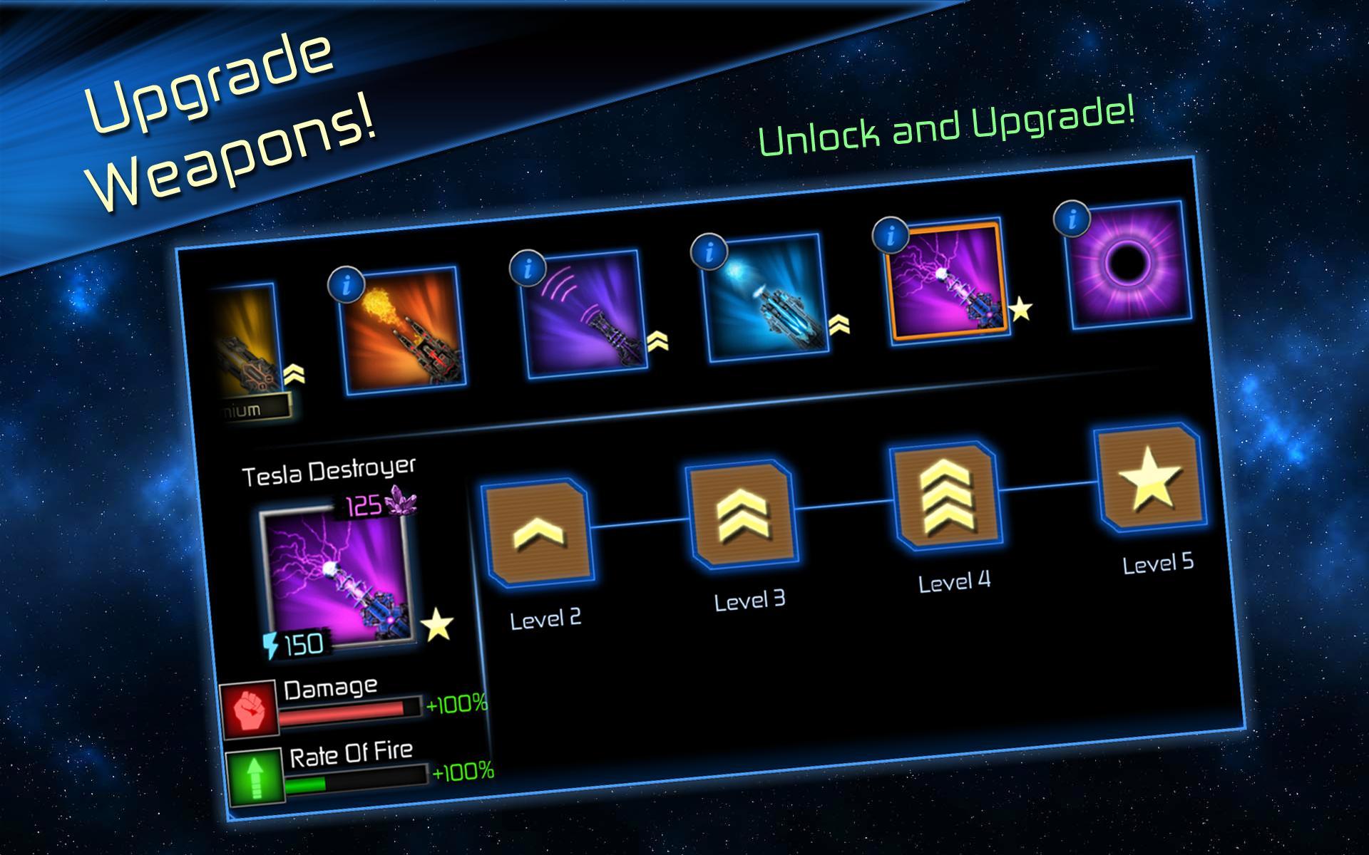 Interstellar Defense screenshot 5