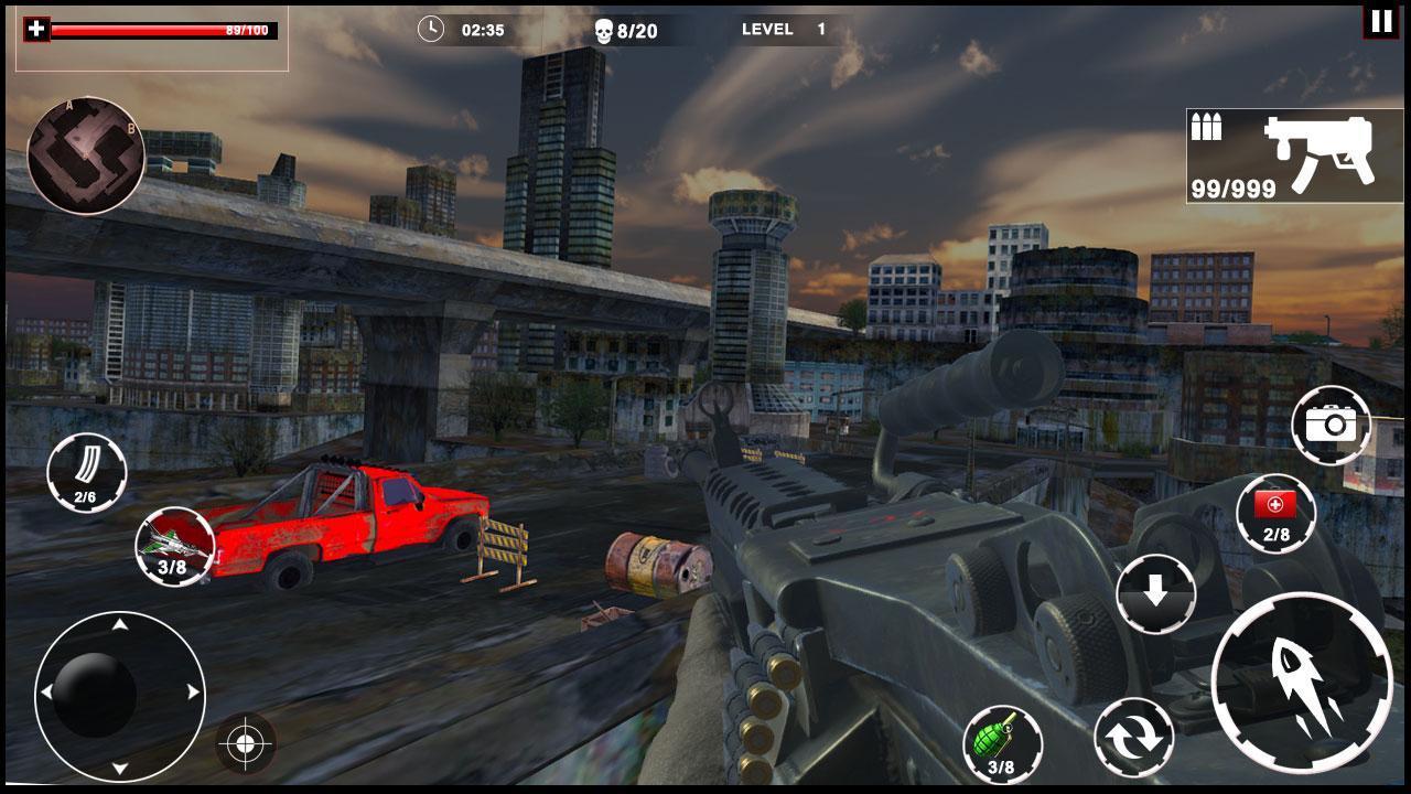Gunship Gunner screenshot 2