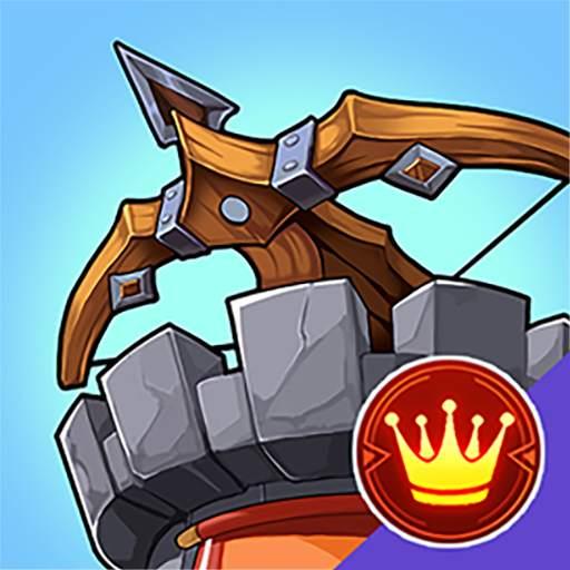 Castle Defender Premium: Hero Idle Defense TD on APKTom