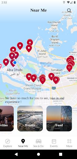 Visit Abu Dhabi screenshot 4