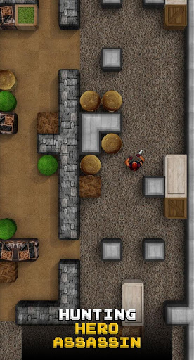 Hunter - Hero of assassin games screenshot 8