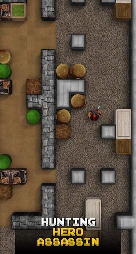 Hunter - Hero of assassin games screenshot 3
