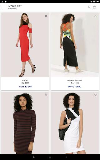 Koovs Online Shopping App скриншот 18
