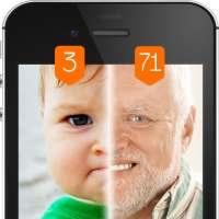 Face scanner What age Prank on APKTom