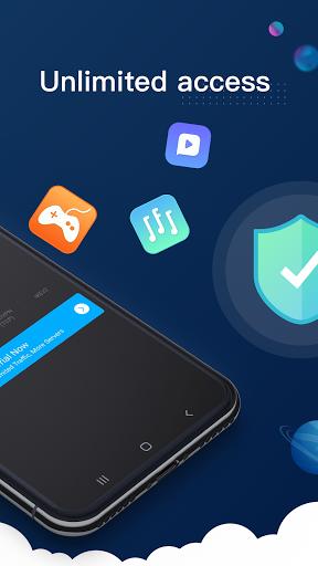 Fast VPN-Speed, Secure, Free Unlimited Proxy screenshot 2