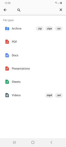 WinZip – Zip UnZip Tool screenshot 1
