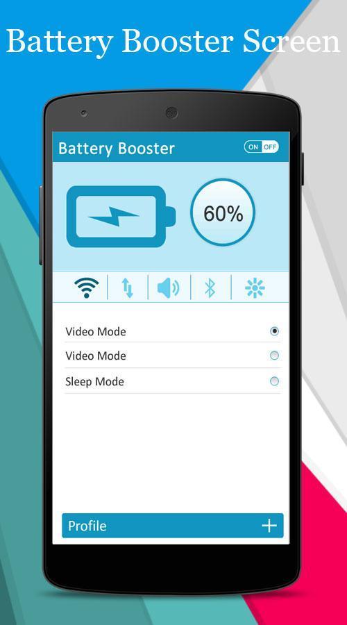 Battery Booster 3 تصوير الشاشة