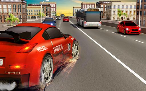Traffic Highway Car Racer screenshot 16