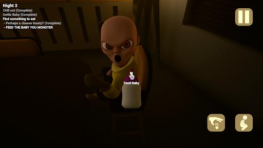 The Baby In Yellow screenshot 5