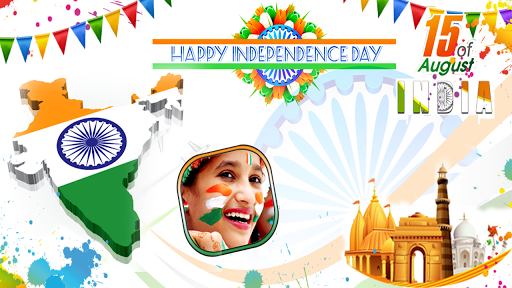 Happy Independence Day Frames screenshot 1