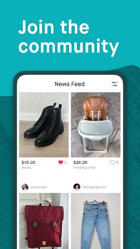 Vinted - Sell Buy Swap Fashion screenshot 4