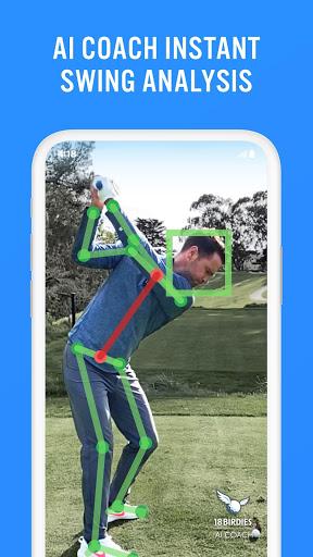 Golf GPS 18Birdies Scorecard & Yardage Rangefinder screenshot 4