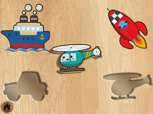 Baby puzzles screenshot 6