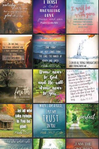 Christian Wallpaper SHARE screenshot 9