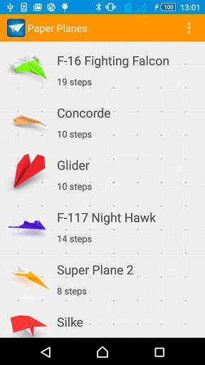 How to Make Paper Airplanes screenshot 1