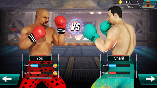 Real Punch Boxing Games: Kickboxing Super Star screenshot 5