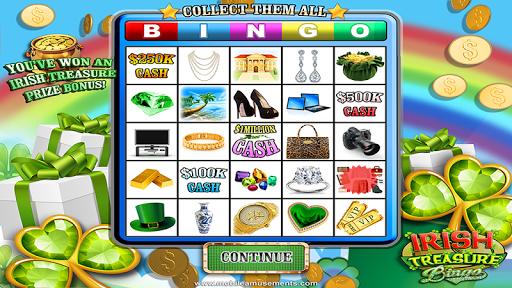Irish Treasure Rainbow Bingo FREE screenshot 10