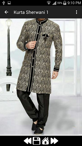 Kurta Sherwani Designs 2019-20 screenshot 4