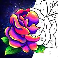 Coloring Book: Color Art Puzzle on 9Apps