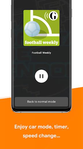 Podcast & Radio iVoox -  Audio without limits 4 تصوير الشاشة