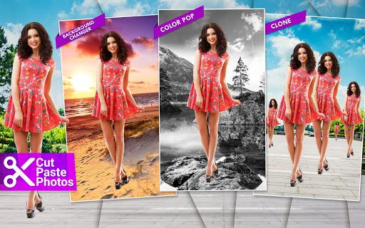 Cut Paste Photos screenshot 6