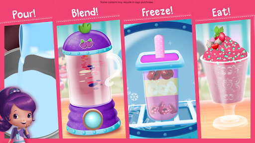 Strawberry Shortcake Sweet Shop screenshot 4