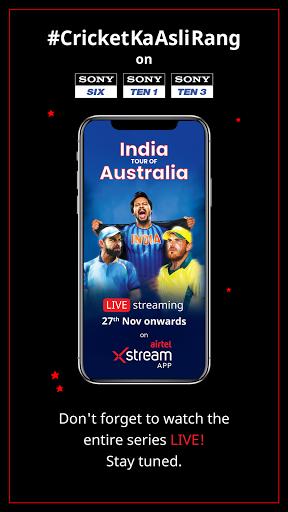 Airtel Xstream App: Movies, Live Cricket, TV Shows screenshot 1