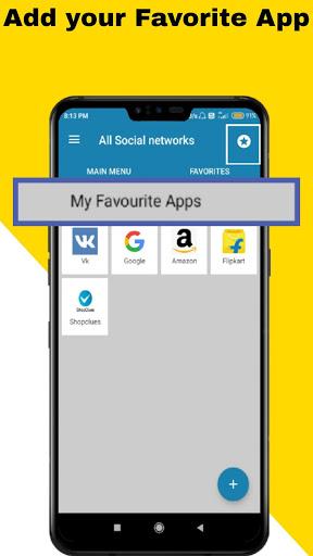All social media apps 2020 6 تصوير الشاشة