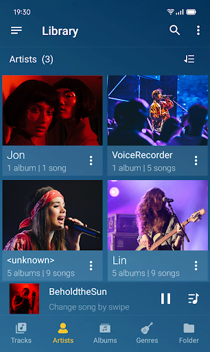 Music Player - MP3 Player & Audio Player screenshot 3