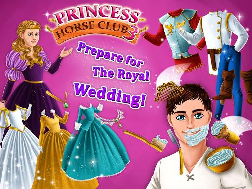 Princess Horse Club 3 - Royal Pony & Unicorn Care screenshot 13