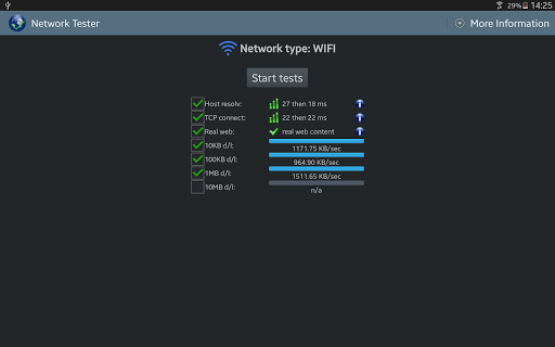 Network Tester screenshot 7