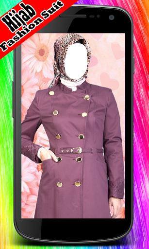 Hijab Fashion Suit 2016 2 تصوير الشاشة