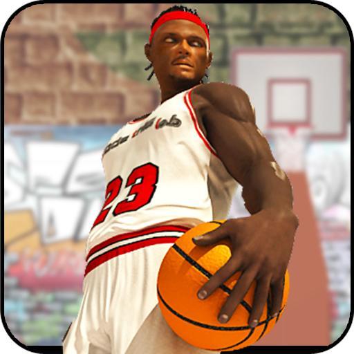 Flick Basketball shooting arcade game - Dunk game أيقونة
