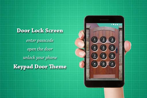 Door Lock Screen 2 تصوير الشاشة