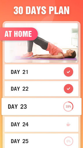 Lose Weight at Home - Home Workout in 30 Days screenshot 10