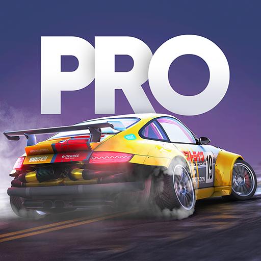 Drift Max Pro - لعبة سباق سيارات أيقونة